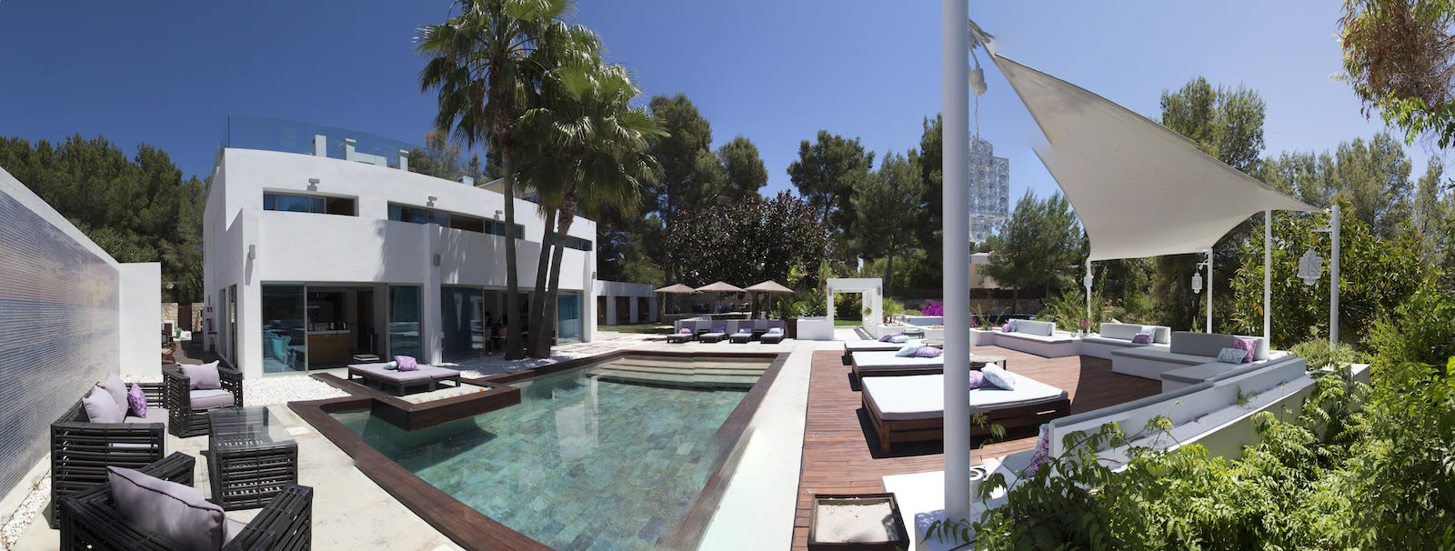 villa ibiza deal venue for retreats and intimate functions